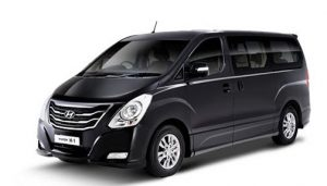 Hyundai H1 Minivan Transekur