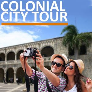 Colonial City Tour