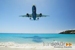 Private Plane Dominican Republic